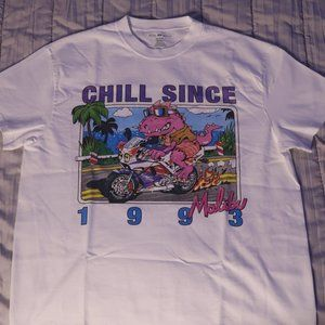 White Chill Since 1993 Graphic Tee